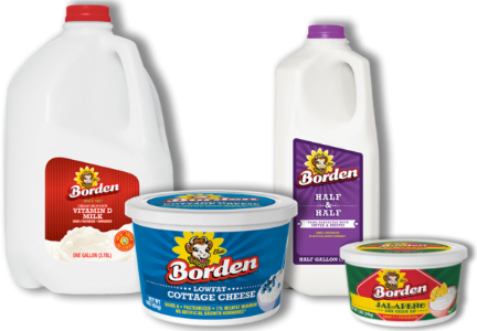 Borden is hoping that the latest addition to its leadership team will bolster its efforts in the dairy category