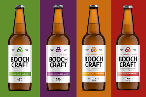 Boochcraft began its journey in 2016 selling hard kombucha in San Diego