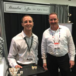 Brandon and Brad Weimer, Brandini Toffee, Fancy Food Show SF 2016