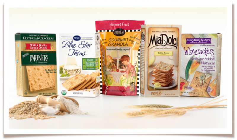 PARTNERS® added the Kitchen Baked Naturals™ brand and Brazilian Cheese Bread product to its expansive lineup