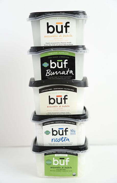Būf Creamery cheese