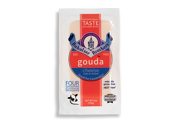 Klondike Cheese Company is now launching a Gouda variety for its Buholzer Brothers brand
