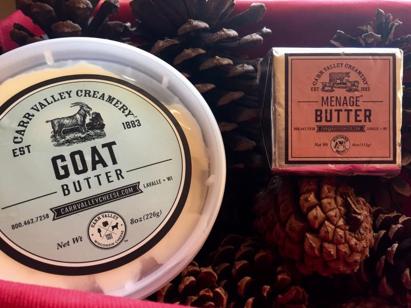 Carr Cheeses Specialty Butters