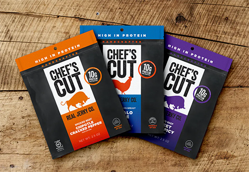 Recently, Sonoma Brands announced that it acquired Chef's Cut Real Jerky Co.™