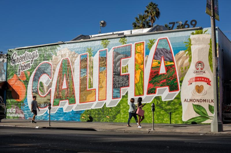 Califia Mural