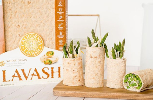 California Lavash is a family-run California-based bakery with an emphasis on clean label commercial breads and simple ingredients