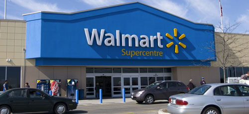 Walmart Canada recently announced an investment of CAN $175 million (U.S. $134 million) in its network of stores across the country