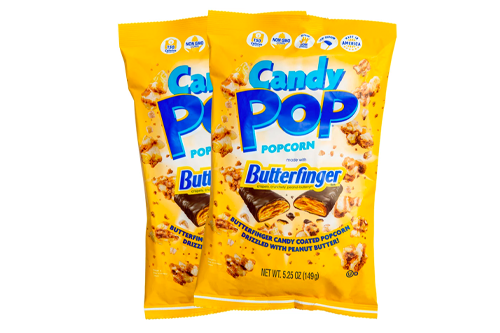 This season, retailers looking to draw consumers into their confections aisle can look to Candy Pop and its showcase of unforgettable flavors like Butterfinger Candy Pop