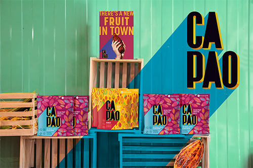 The CaPao brand will feature two snack products, including the Smoothie Ball and cacaofruit Jerky strips—both of which will launch at select retailers in Los Angeles, California