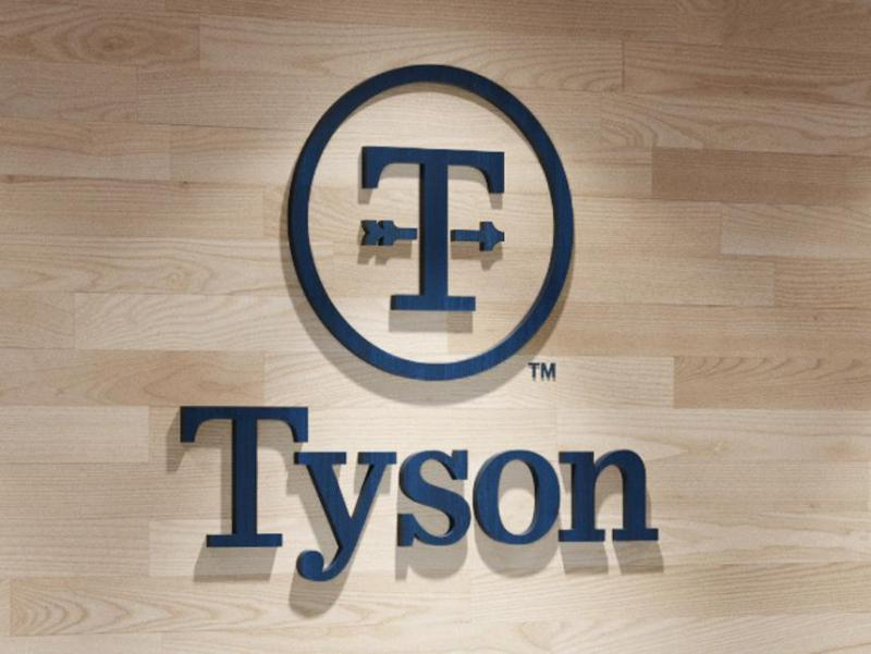 Tyson Foods is doubling down on its investment in its Cooper Foster Park Road plant in Amherst, Massachusetts