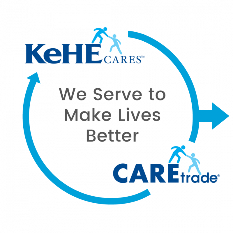 KeHE Distributors is continuing to expand its partnership network by adding five new brands to its 2021 class of CAREtrade® partners