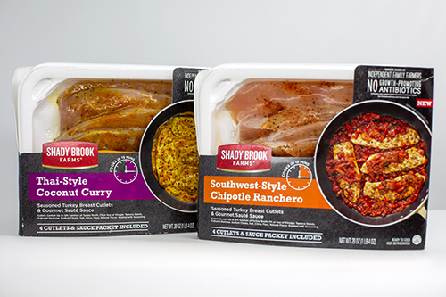 Cargill's new Honeysuckle White and Shady Brook Farms Turkey Skillet Kits line is the latest to offer consumers a fast, easy, and healthy option for ditching the delivery app