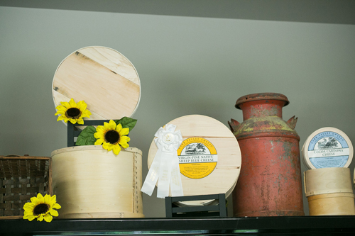 Great cheese starts with great milk and a good relationships with farmers