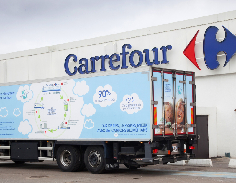 Carrefour and Google have jointly announced the launch of a voice-based e-commerce grocery shopping service in France