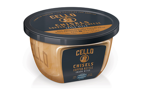 Schuman Cheese uses copper vats for the company's signature Copper Kettle cheeses