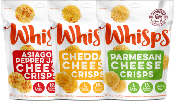 Schuman Cheese recently expanded into the shelf-stable snacking category with its line of Cello Whisps