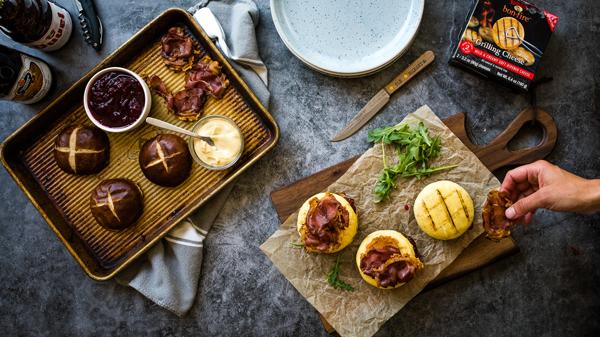 Champignon North America is sponsoring the Walgreens Gridiron Grill-Off Food, Wine & Music Festival
