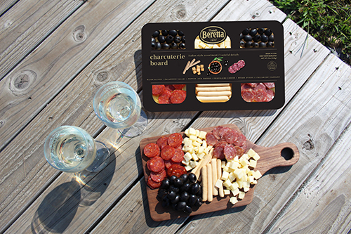 Fratelli Beretta is anticipating consumers' charcuterie needs during this dynamic time by rolling out a pre-made charcuterie board for retail that is fit for any occasionFratelli Beretta is anticipating consumers' charcuterie needs during this dynamic time by rolling out a pre-made charcuterie board for retail that is fit for any occasion