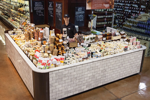 Nugget Markets' cheese mongers focus on listening to the customer in order to make them feel welcome and give them an extraordinary experience from the very moment they walk into any store