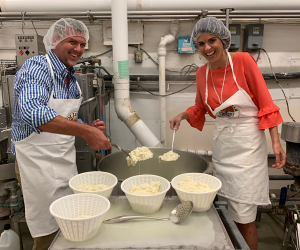 The Mozzarella Company launched its cheesemaking classes over 17 years ago in order to educate up-and-coming cheese champions