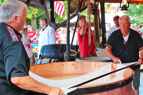 2018's Green County Cheese Days was held September 14-16