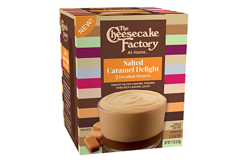 Lakeview Farms will produce, market, and sell The Cheesecake Factory At Home™ refrigerated desserts