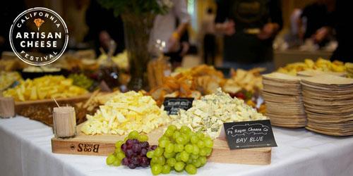 2017 California Artisan Cheese Festival