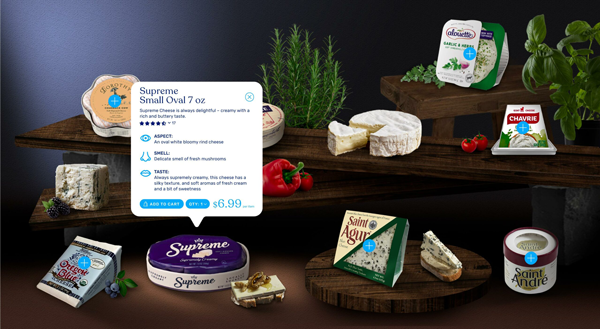 Savencia Cheese USA has announced its CheeseLoverShop.com website will be supporting the World Central Kitchen organization