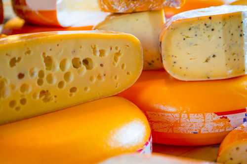 It is currently estimated, according to CBS News, that cheesemakers have amassed 1.4 billion pounds of cheese