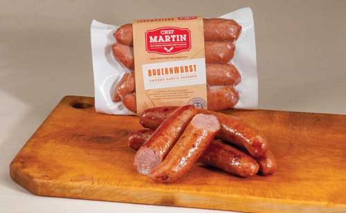 Chef Martin Bauernwurst