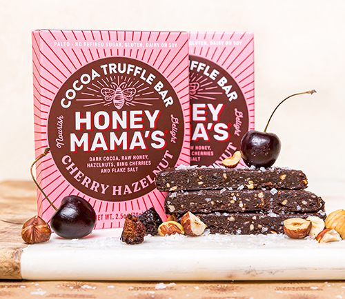 Honey Mama's is stepping in to make this Valentine's Day one to remember as it launches a limited-edition flavor, Cherry Hazelnut