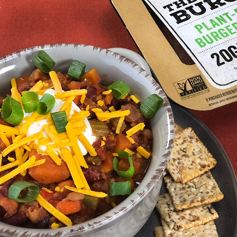 In celebration of National Chili Day on February 25, Beyond Meat has released several new chili recipes featuring its products