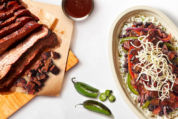 Chipotle Mexican Grill announced that it will be rolling out Smoked Brisket to 64 restaurants throughout Cincinnati, Ohio, and Sacramento, California