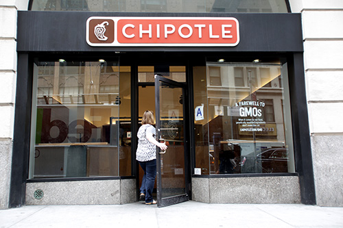 Chipotle Restaurant, New York