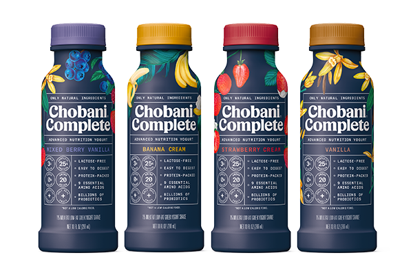 Chobani recently announced several new food and drink innovations that deliver the nutritional power of nature to shoppers