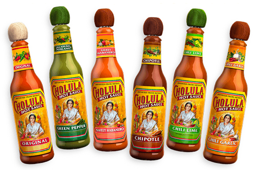 Cholula is uniquely positioned to broaden its distribution in grocery and foodservice channels around the world