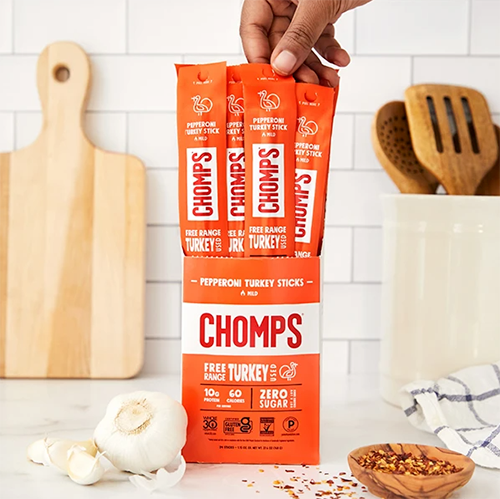 After being highly requested by consumers, Chomps has revealed a new addition to its portfolio in the form of Pepperoni Turkey