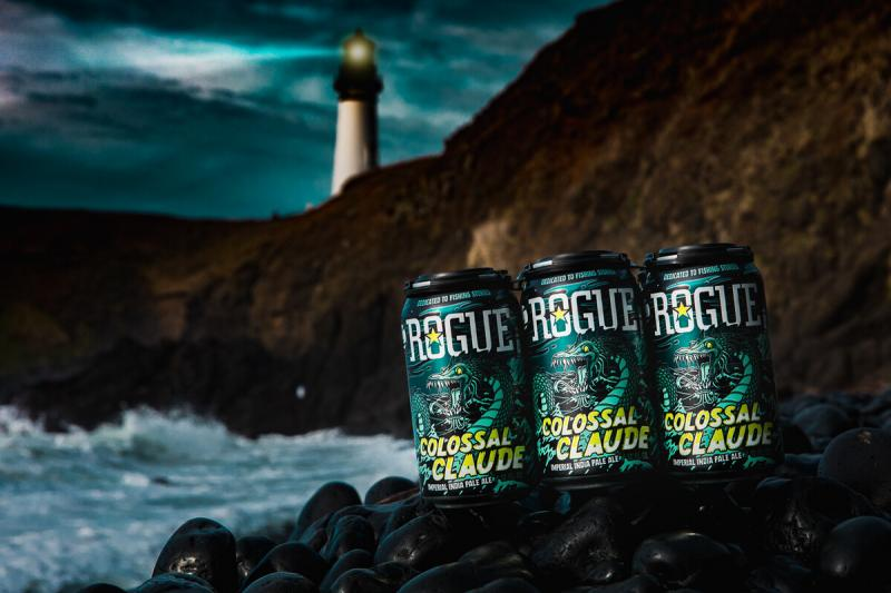 Rogue Ales & Spirits is starting off 2021 with the release of its new Colossal Claude, a year-round Imperial IPA