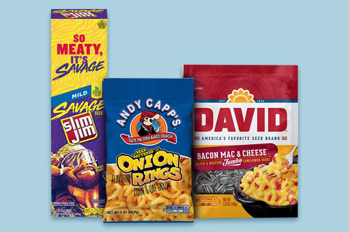 Conagra Brands is launching snacking innovations across a variety of categories, including meat snacks and popcorn