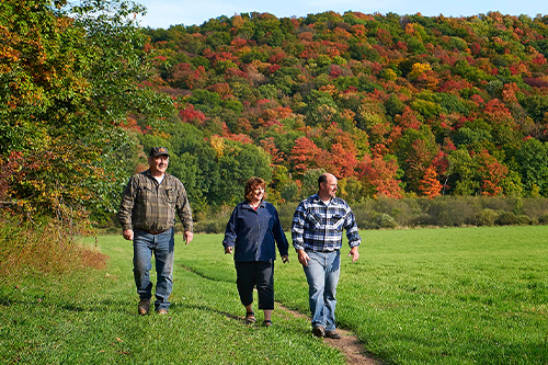 Coombs sources maple from more than 3,000 small family farms across the Northeast, credit: Russell French Photography