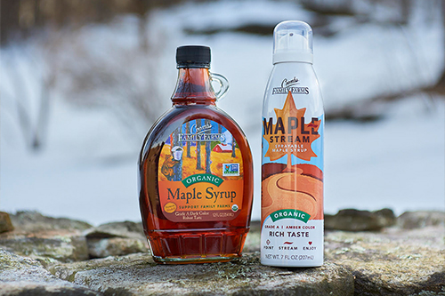 Maple Stream is a no-mess option for consumer craving pure maple syrup, credit: Russell French Photography