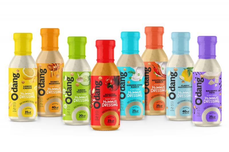 O'dang Foods' e-commerce platform debuts a refreshed look along with the expanded flavor collection officially available as of June 1, 2020