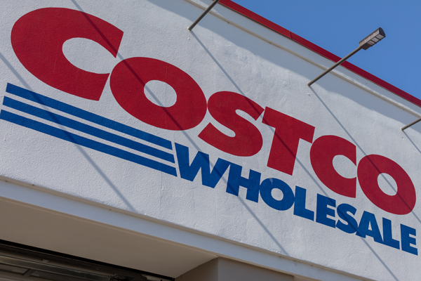 Costco is continuing its expansion across the North American continent by making plans for new facilities in Idaho Falls, Idaho; Oklahoma City, Oklahoma; and Belleville, Canada (Photo Credit: ARTYOORAN / Shutterstock.com)