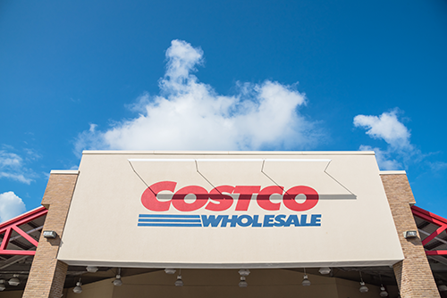 Costco recently announced a $9.1B sales increase for its quarterly net sales ending August 29, 2021