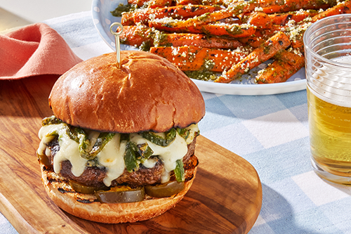 Blue Apron has introduced three new products to highlight the meat sector, now offering Butcher Bundles, Craft Burgers, and Add-ons