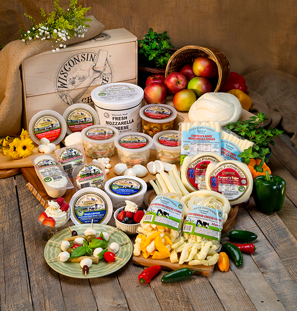 The Crave family believes in producing superior milk and award-winning cheeses through dairy farming that emphasizes cow comfort, quality milk, and working in harmony with the land