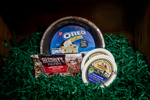 Crave Brothers Farmstead Cheese's new Chocolate Mascarpone pie kit gives consumers everything they need to make the luscious dessert