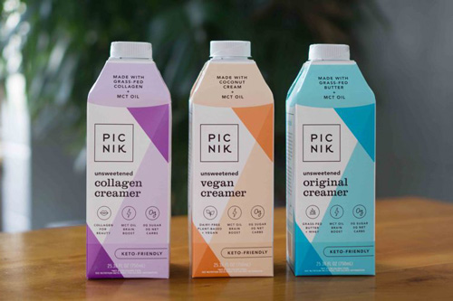 Picnic has added two new dairy-free varieties to its retail line of its iconic butter coffee creamers