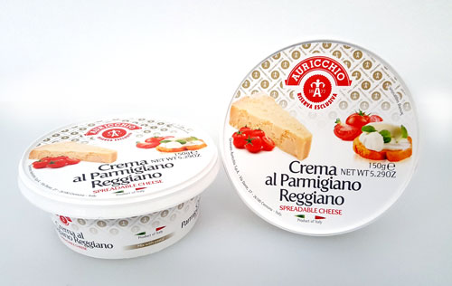 The Ambriola Company's Crema, which is available in two flavors