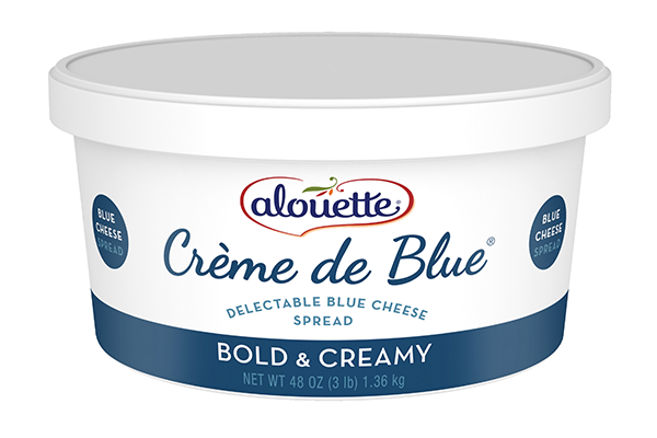 Savencia is rebranding its traditional Smithfield cream cheese brand and launching its Crème de Blue in the foodservice sector